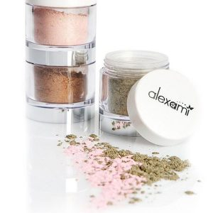 alexami mineral eye shadows