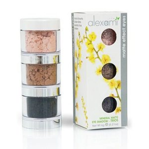 alexami mineral matte eye shadows