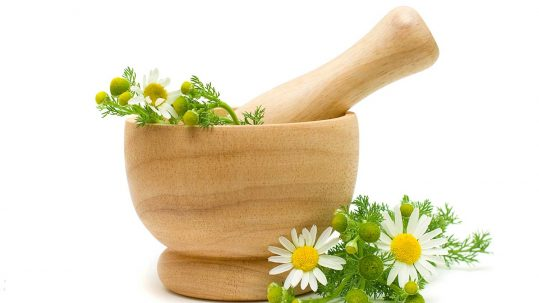 chamomile for sensitive skin