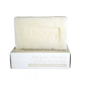 alexami natural soap marigold
