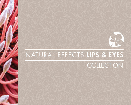 Alexami Natural effects lips and eyes collection